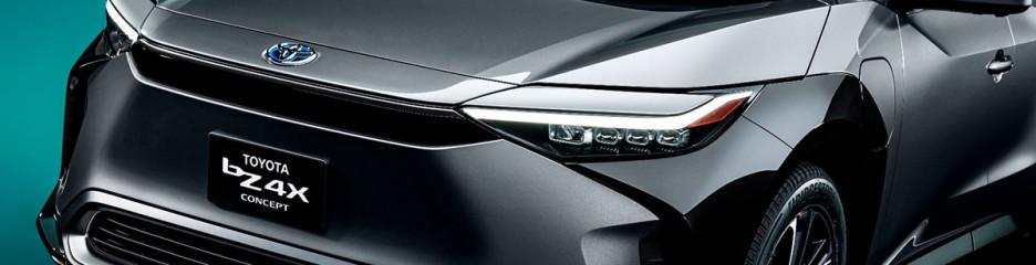 Концепція електричного позашляховика Toyota – це погляд у майбутнє компанії
