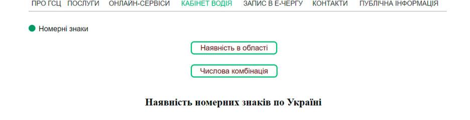 Спеціальний онлайн-сервіс від МВС