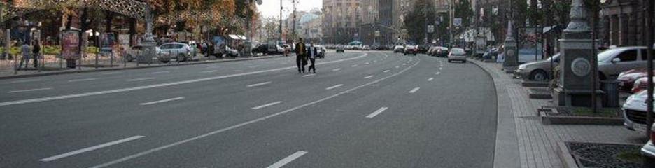 Сьогодні та завтра 3-го березня, дорожній рух на деяких вулицях Києва буде обмежено