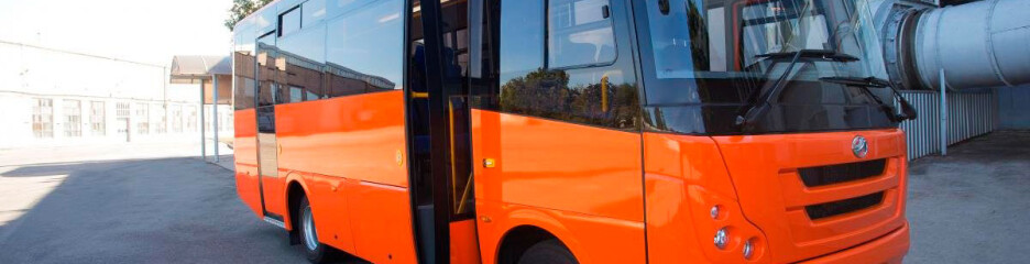 Автобус ЗАЗ на базе Мерседес