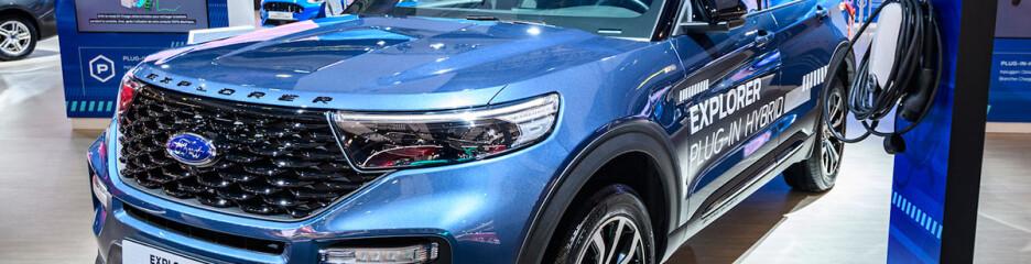 Ford объявляет о миллиардных инвестициях в заводы по производству электромобилей