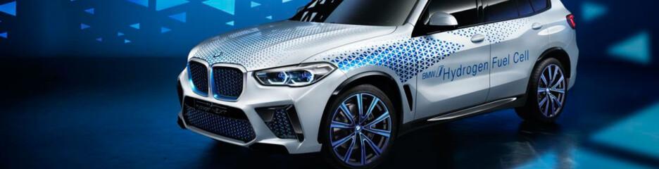 Немецкие автогиганты делают ставку на водородные автомобили
