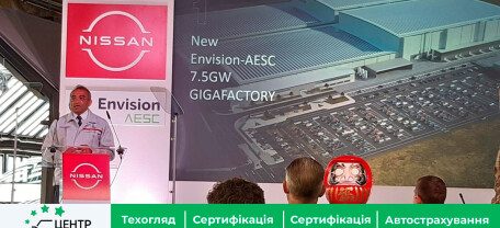 Nissan объявляет планы по производству аккумуляторов и нового электромобиля