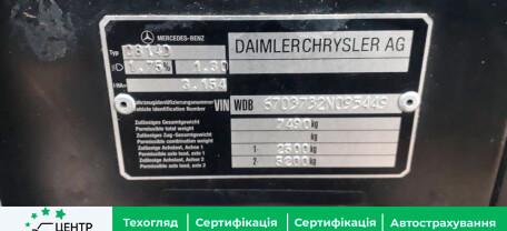 МВД опубликовало список VIN-кодов автомобилей