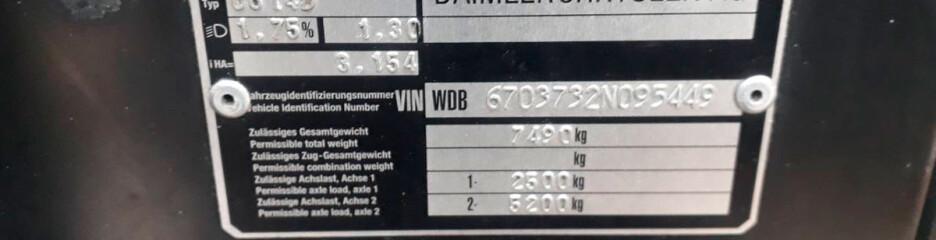 МВC оприлюднило список VIN-кодів автомобілів