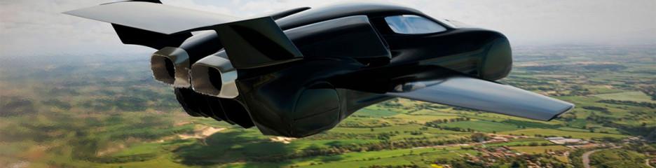 Літаюче авто вже реальність – гіперкар Firenze Lanciare