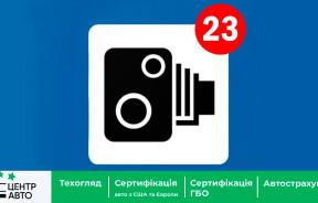 Новые камеры автофиксации нарушений ПДД: области, города, адреса