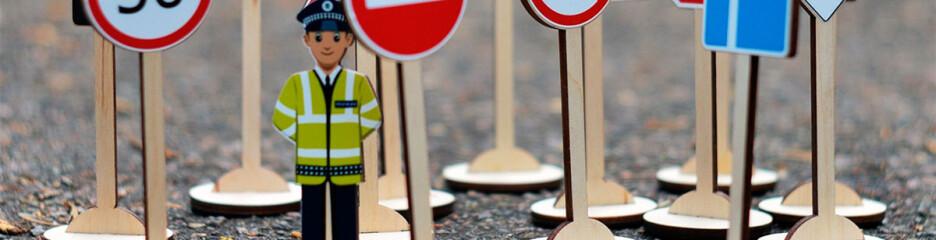 Нові дорожні знаки