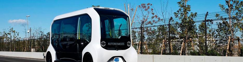 Toyota зупиняє всі безпілотні автомобілі e-Palette після аварії в Олімпійському селі