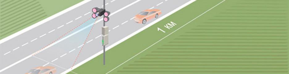 Автономная фиксация средней скорости и штраф за её превышение