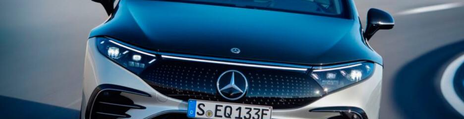Mercedes-Benz готовится сразиться с Tesla на рынке полностью электрических автомобилей