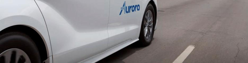 Toyota, Denso і Aurora створюють безпілотні автомобілі для Uber
