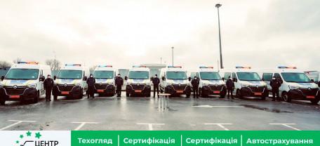 Нацполиция получила первые 30 спец-авто для проверки техосмотра сразу на дороге