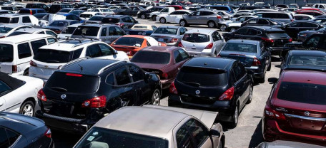 В МВД усложняют правила регистрации авто из Америки