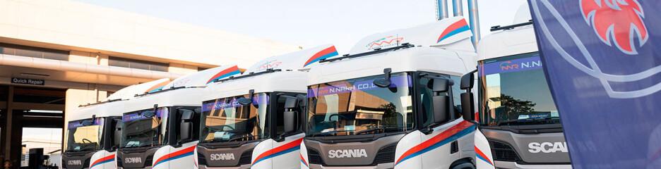 Спецтранспорт від Scania