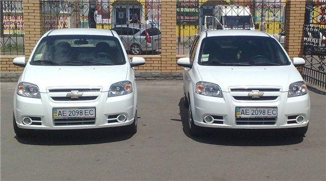 Автомобили-двойники