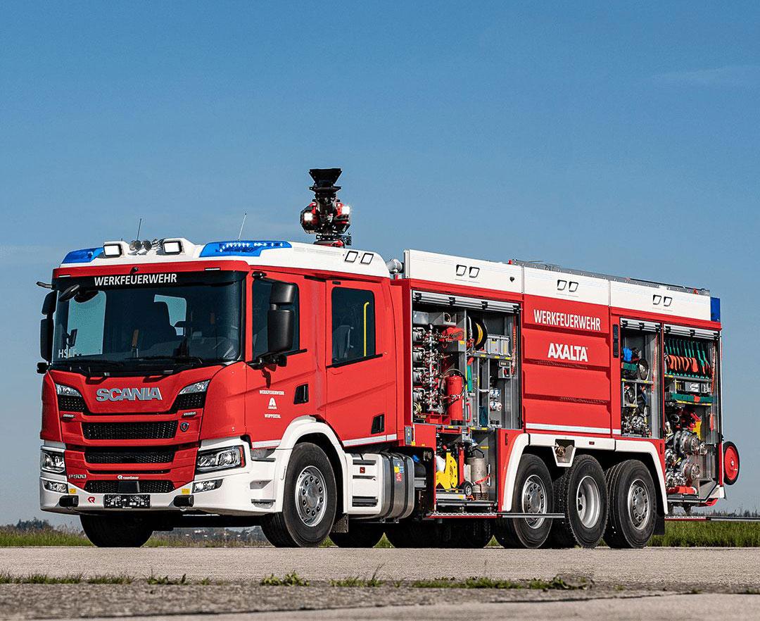 пожежна_вантажівка